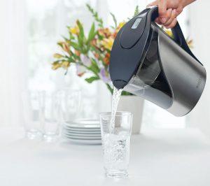 Drink water instead of soda