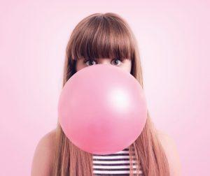 Chewing gum instead of dessert
