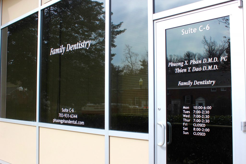 Phan Family Dentistry Office