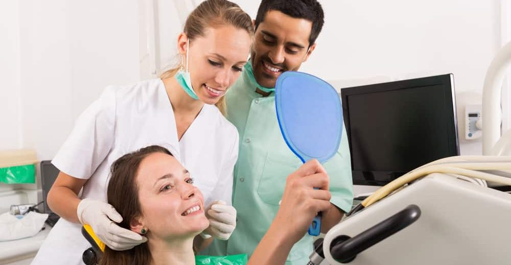dentist for young adults